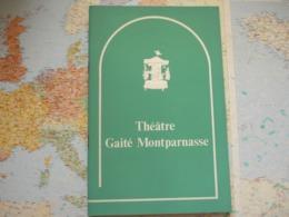 Butley De Simon Gray Théâtre Gaité Montparnasse 10 Mars 1974 - Programas
