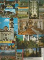 Cp , AUTRICHE , AUSTRIA , LOT DE 8 CARTES POSTALES - Cartoline