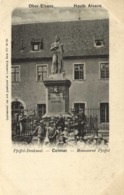 Colmar Monument Pfeffel Animée RV - Colmar