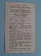 BISHOP's JUBILEE Year Mission By Rev. Gilbert KROGER C.P. & Rev. Michael BROSNAHAN C.P. Omaha 1955 ( See Photo ) ! - Religión & Esoterismo