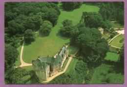 76 - Parc De Loisirs De Valmont - Vue Aérienne Du Château - Valmont