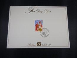 BELG.2003 3210 - FDS - Sinterklaas / Saint Nicolas - FDC
