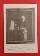 Cartolina - XXV Prepositura Bustese Di Mons. Comm. PAOLO BORRONI - 1931 - Cartes Postales