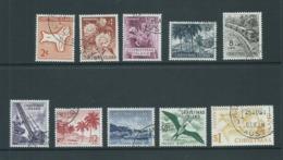 Christmas Island 1963 Definitive Set 10 FU - Christmas Island