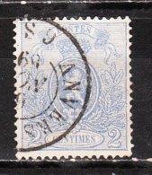 24A  Petit Lion - Bonne Valeur - Oblit. Anvers - LOOK!!!! - 1866-1867 Coat Of Arms
