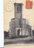 32- Saint Puy Pres De Condom L Eglise - Condom