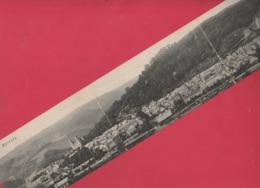 Malmedy - Vue De La Ville .... - Carte Triple ( Voir Verso ) - Malmedy