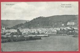 Malmedy - Total-Ansicht / Vue Générale ... De La Localité  - 1909 ( Voir Verso ) - Malmedy
