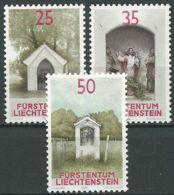 LIECHTENSTEIN 1988 Mi-Nr. 951/53 ** MNH - Liechtenstein