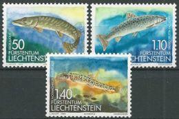 LIECHTENSTEIN 1989 Mi-Nr. 964/66 ** MNH - Liechtenstein