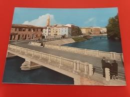 Cartolina Adria - Riviera Roma - 1985 - Rovigo