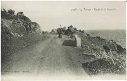 CC - CPA - 83 -  LE TRAYAS - Route De La Corniche - - Frankreich