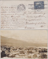Haiti - Port Au Prince 1929 Sw-Fotokarte N. Wiesdorf B. Köln - Haití