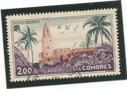 3 Mosquée     (clascame23) - Komoren (1950-1975)
