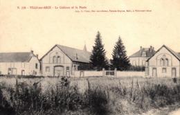 Thematiques 10 Aube Ville Sur Arce Le Château Et La Poste - Frankreich