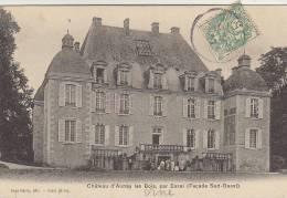 61 CHATEAU D AUNAY LES BOIS PAR ESSAI  /////   REF   M493 - Frankrijk