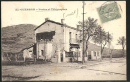 EL GUERRAH - POSTES ET TELEGRAPHES - ALGERIE. POSTE. CONSTANTINE. El Gourzi. Ouled Rahmoune - Algérie