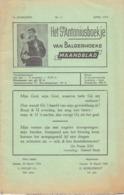 Tijdschrift - Devotie , Godsdienst - Het St Antoniusboekje Van Balgerhoeke - April 1954 - Non Classés