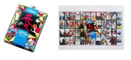 "Angel Shoji Hanafuda  "" Disney "" Set - Zonder Classificatie"