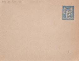 Enveloppe Sage 15 C Bleu J62 Neuve - Enveloppes Types Et TSC (avant 1995)