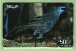 New Zealand - 1995 Reserve Bank Issue - $50 Kokako (Bird) - Mint - NZ-P-58 - Neuseeland