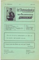 Tijdschrift - Devotie , Godsdienst - Het St Antoniusboekje Van Balgerhoeke - Juni 1959 - Non Classés