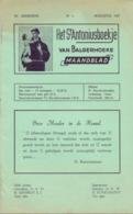 Tijdschrift - Devotie , Godsdienst - Het St Antoniusboekje Van Balgerhoeke - Augustus 1957 - Non Classés