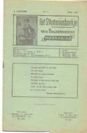 Tijdschrift - Devotie , Godsdienst - Het St Antoniusboekje Van Balgerhoeke - April 1956 - Non Classés