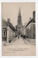 - CPA COULOGNE (62) - Rue De L'Eglise - Edition Thiriat-Deguines N° 76 - - Francia