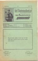Tijdschrift - Devotie , Godsdienst - Het St Antoniusboekje Van Balgerhoeke - Juni 1953 - Non Classés