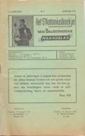 Tijdschrift - Devotie , Godsdienst - Het St Antoniusboekje Van Balgerhoeke - Januari 1953 - Non Classés