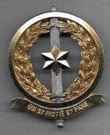 Insigne Drago Paris à Identifier - Armée De Terre