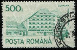 Pays : 410,1 (Roumanie : Nouveau Régime)  Yvert Et Tellier N° :  3976 E (o) - 1948-.... Repúblicas