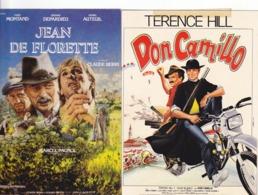 LOT DE  14 CP DES AFFICHES DE FILMS - Cartoline