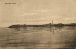 Pakistan, KARACHI, Manora Lighthouse (1930s) Postcard - Pakistan