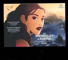 Les Hirondelles De Kaboul Film Animation Dessin  Animé - Autres