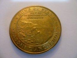 MDP : Dune De Pila 2004 - Monnaie De Paris