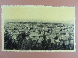 Esch-s/Alzette Vue Sur La Ville Et Les Usines - Esch-Alzette