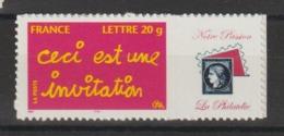France Personnalisés 2005 Invitation 3760B ** MNH - Personnalisés