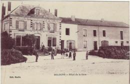 52   Bologne Hotel De La Gare - France