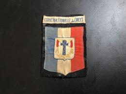 Ecusson LEGION FRANÇAISE Des COMBATTANTS - Algerie - Ecole Nationale Des Chefs - 1939-45