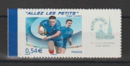 France Personnalisés 2007 Allez Les Petits 4032B ** MNH - France