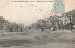 78 Maisons Laffitte Avenue De Longueil Vers La Mairie - Maisons-Laffitte