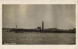 Pakistan, KARACHI, Manora Lighthouse (1925) RPPC Postcard - Pakistan