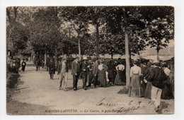 - CPA MAISONS-LAFFITTE (78) - Les Courses, Le Petit Betting 1907 (belle Animation) - Photo Neurdein N° 97 - - Maisons-Laffitte