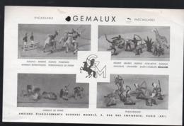 (jouets) Paris 20e : Rue Des Envierges : Prospectus GEMALUX (PPP20803) - Advertising