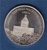 = Lisbonne, National Tokens, Portuguese Heritage, Panteão Nacional, Lisboa, Le Panthéon, Jeton, - Autres