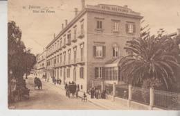 PALERMO HOTEL DES PALMES 1908   CARTOLINA ORIGINALE - Palermo