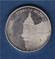 = Lisbonne, National Tokens, Portuguese Heritage, Tour De Belem, Lisboa, Jeton, - Tokens & Medals