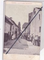 Suisse; Concise . La Rive Aux Vendanges (carte Précurseur) - VD Waadt